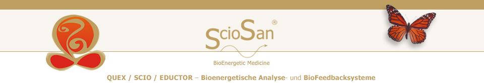 Sciosan - SCIO Biofeedback